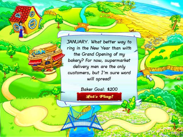 Скриншоты для игры Cake Mania можно скачать на компьютер. Читы, коды.
