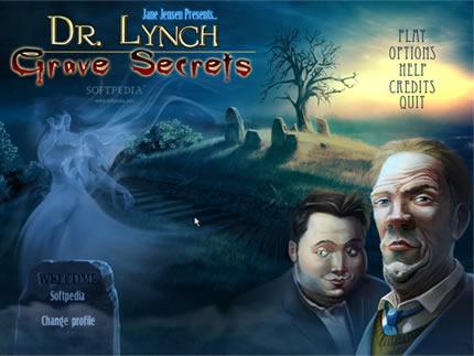 Dr. Lynch - Grave Secrets