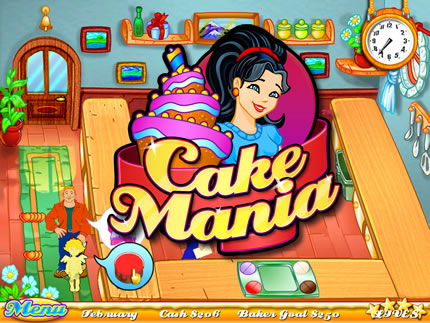 Description of Cake Mania 3
