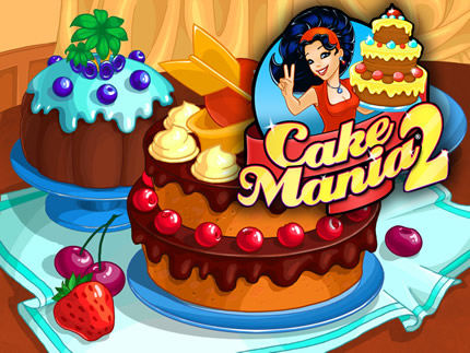 Free download cake mania main street game, play cake mania main.