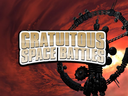 Gratuitous Space Battles | Free Mac Game Download | Red
